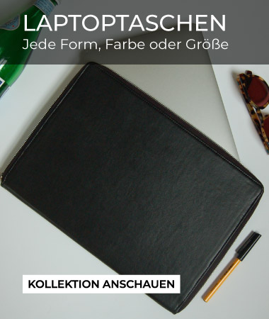 Laptoptaschen in Leder