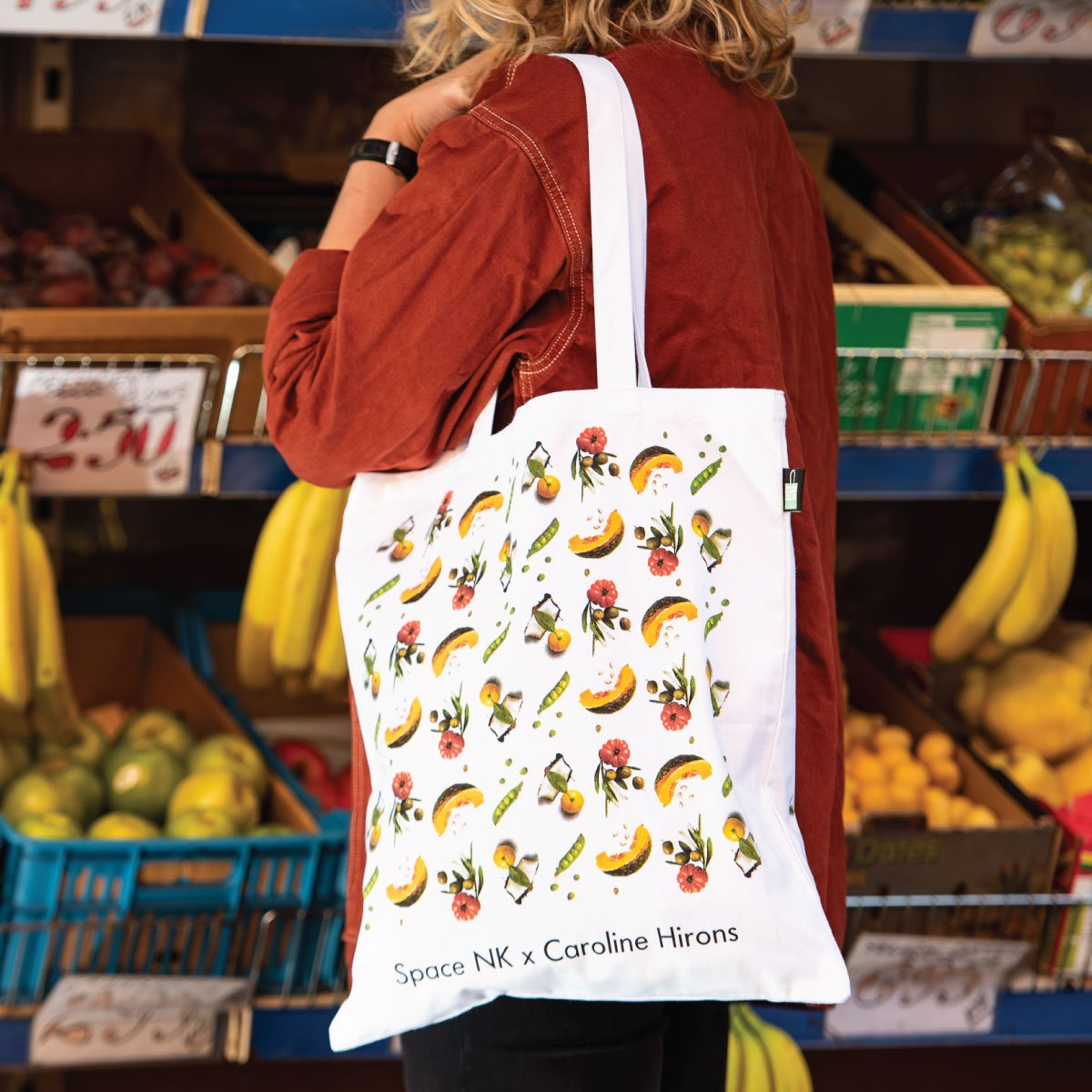 canvas printed bags